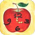 【時間ノート〜 time time】温かみのあるデザインがGood♪ とても見やすいライフログ記録用アプリ。