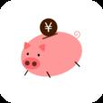 【ツモリ貯金】日常の我慢を記録で残そう★目標金額を設定して「我慢」を貯金できるアプリ。