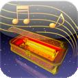 【おやすみオルゴール】就寝前のリラックスタイムに最適♪ 心地よいオルゴールの音色を楽しめるアプリ。