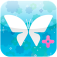 【iButterfly Plus】色々な柄の「ちょうちょ」を捕まえてコレクションしよう!