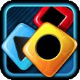 【Shape Shift】あのPaperTossで有名なBackflip社の最新ゲーム登場!今回は色鮮やかなパズルゲームです。