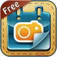 【Awesome Photo Calendar Free】こんなの欲しかった!保存してある写真を日付別に自動整理・カレンダー表示してくれるアプリ。
