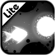 【Last Fish Lite】モノトーンで統一された、独特な世界観。魚を操作して闇から逃げるアクションゲーム。