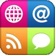 【Channels for iOS, YouTube, Twitter and Skype】最強のショートカットアプリ。特定の相手とのコンタクトに超便利!