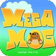 【MEGA MOG】最もシンプルで最もエキサイティングな、もぐらたたきゲームのアプリ。