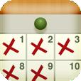 【Streaks – Motivational Calendar】継続は力なり!日課を日々カレンダーにチェックしていけるアプリ。