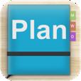 【ウィプル ダイアリー (Diary)】女性ユーザー待望の、オシャレな目標管理アプリ!日々の努力を記録していきましょう♪