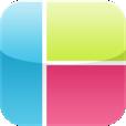【PicFrame】カンタン、カワイイ♥ 複数の写真をレイアウトして1枚にできるアプリ。