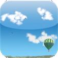 【iDaydream】流れていく雲を眺めて楽しむ癒し系アプリ。