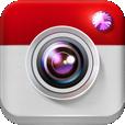 【PickCamera】キラキラかわいい素材がいっぱい!フレームやスタンプで写真をデコれるアプリ。