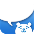 【Chat Pet】SMS/MMSが楽しくなる!かわいいキャラクター画像にメッセージを入れて送信しよう♪