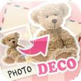 【写メ字】写真やプリクラからオリジナル絵文字を作成できる!超キュートなデコメアプリ。