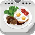 【eat-app 食事レコーディング】内容充実の食事レコーディングアプリ。デザインもGood!