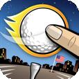 【Flick Golf Extreme!】綺麗なグラフィックを楽しみながら片手でプレイ!単純さにハマる爽快ゴルフゲーム。