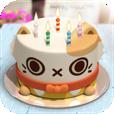 【Canimals Cake】かわいすぎる♡ 立体的なケーキをデコレーションできるアプリ。