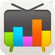 【tuneTV/テレビが楽しくなる無料アプリ】リアルタイムに変化する話題率グラフで、盛り上がっている番組がひと目でわかる!