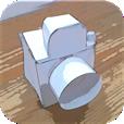 【Paper Camera – アニメ – 漫画 映画】カメラレンズ越しの世界が、リアルタイムで漫画の絵のように。