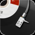 【VinylLove】レコード盤をリアルに再現。お洒落で懐かしさのあるミュージックプレイヤーアプリ。