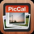 【PicCal】デザインGood!一枚の写真で日々の出来事を記録していけるアプリ。