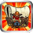 【オレゴン・トレイル〜開拓者のミニミニ冒険〜】アメリカ開拓時代の冒険を元にしたアドベンチャーゲーム。