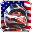 【DrawRace 2】最大4人で同時プレイも可能!自分で描いたラインどおりに車を走らせるレーシングゲーム。