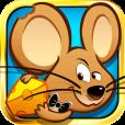 【SPY mouse】カワイイ、楽しい、飽きない♪ 猫から逃げるネズミのアドベンチャーゲーム。