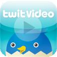 【TwitVideo – ツイットビデオ】シンプルで使いやすい!カメラロール内の動画をTwitterで共有できるアプリ。