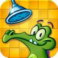 【スワンピーのお風呂パニック!】ディズニー制作の楽しい物理パズルゲーム。ハマります♪
