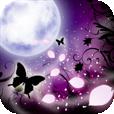 【DazzlingNight】月夜をタッチで花咲かせ!幻想的なグラフィックの音楽ゲームアプリ。