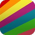 【Timenote】カラフルなライフログアプリ。時間軸での表示が見やすい!