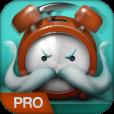 【Mission Alarm Clock Pro : All in One 】ミッションをクリアしないと止まらない!遊園地のような雰囲気が楽しいアラームアプリ。