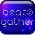 【BeatGather】KONAMIから新作の音ゲーが無料で登場。自分の好きな曲で思う存分楽しめる!
