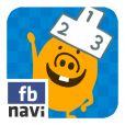 【ともだちランキング】Facebookに登録されている友だちとの相性をランキング形式で紹介してくれるアプリ。