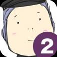 【いまはバイトくん2巻】可愛いイラストで和める、実話を元にしたストーリー集アプリ。
