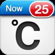 【Celsius Free】ホーム画面上で現在の気温がすぐ分かるアプリ「Celsius」の無料版が登場。
