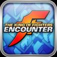 【THE KING OF FIGHTERS ENCOUNTER】SNKの人気格闘ゲーム「ザ・キング・オブ・ファイターズ」がすれ違いバトルで登場!