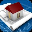 【Home Design 3D By LiveCad 】新居への引っ越しや模様替えをしたい時に!間取り図を作って3Dにできるアプリ。