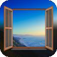 【Magic Window – Living Pictures】窓から景色を眺めているような気分になれる、 素敵な癒し系アプリ。