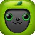 【iFaceMaker 】動物フェイスがキュートなロック画面用壁紙を作成しよう♪