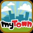 【マイタウン – MyTown – 】お出かけ先のお店や場所を自分のものに!自分だけの街が作れる位置情報連動ゲーム。
