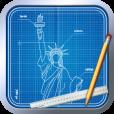 【Blueprint 3D】この面白さはクセになる!色々な設計図を完成させていく3Dパズルゲーム。