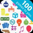 【Enjoy Party いつでもみんなでパーティゲーム!】100種類のゲームが詰まったパーティ向けアプリ。