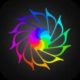 【GlowTunes】キレイな音を奏でよう♪ 描いた絵がそのままメロディになるアプリ。