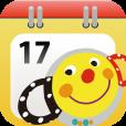 【Sassy】アメリカ生まれのトイブランド、サッシーのフォトカレンダーアプリ。