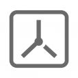 【人生時計】あの大ヒット目覚まし時計がアプリになって登場!早起きで住民の人生を幸せにしよう♪