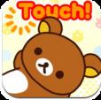 iPhoneアプリ「リラックマTouch!」100万DL突破記念!プレゼントキャンペーン