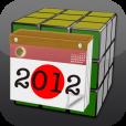 【日めくり2012】情報豊富!多機能日めくりカレンダーアプリ。