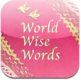【すてき女子のための世界の名言】和めるイラストと音楽が素敵な女子向け名言集アプリ。