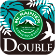 【Mt.RAINIER 〜桑田佳祐が歌う「CAFÉ BLEU」ARアプリ〜】「マウントレーニア ダブル」の公式アプリ。面白いです!