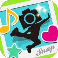 【Dance Me Snap】写真の中のモノを踊らせるアプリ「Dance Me」が大幅にパワーアップして登場♪